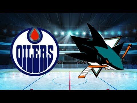 Edmonton Oilers vs San Jose Sharks (2-5) – Feb. 27, 2018   Game Highlights   NHL 2018