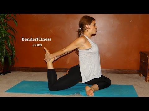 20 minute yoga flow and stretch  youtube