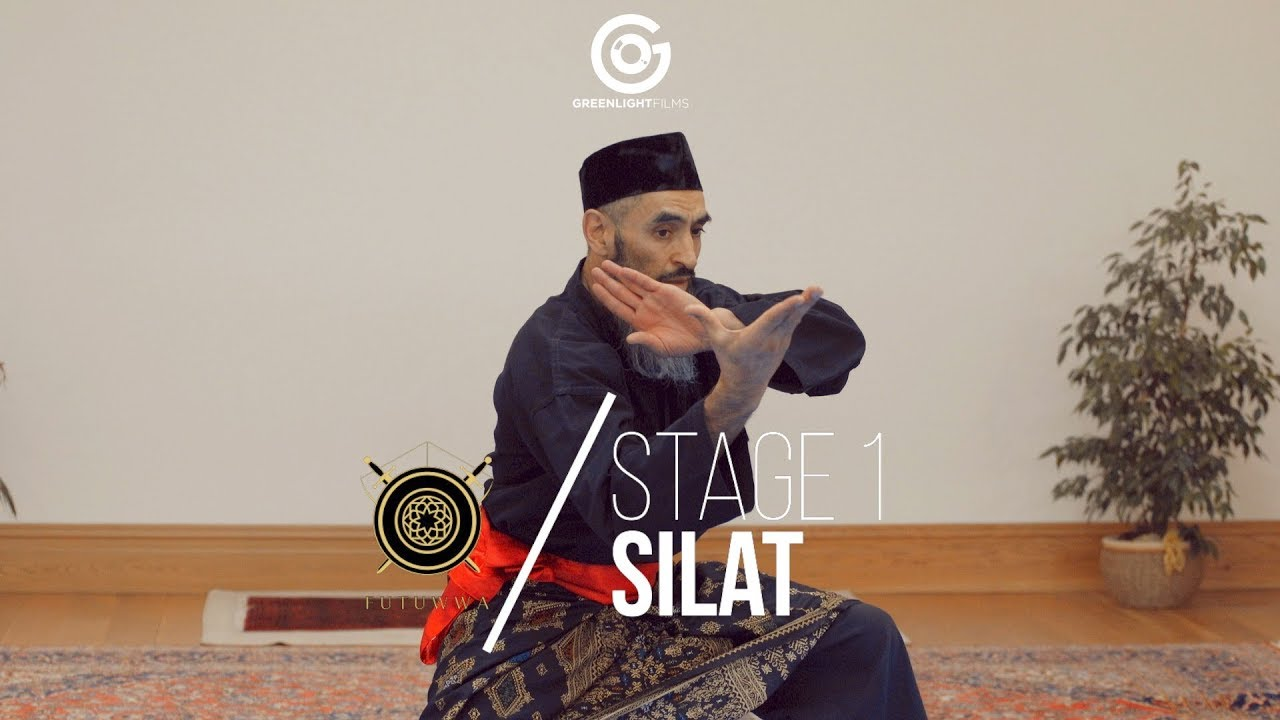 Download FIVE STAGES OF SILAT / STAGE ONE