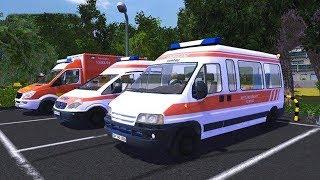 MENTŐS LETTEM! // Ambulance Simulator // #1