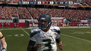 Madden NFL 15 Gameplay - Seattle Seahawks vs San Francisco 49ers