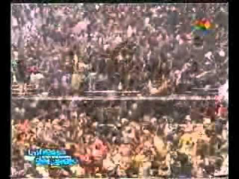 Grupo Trinidad 1999 en vivo en fiesta del siglo CANTA LEO MATTIOLI Videos De Viajes
