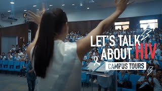 Love Yourself Campus Tours: Let's Talk About HIV