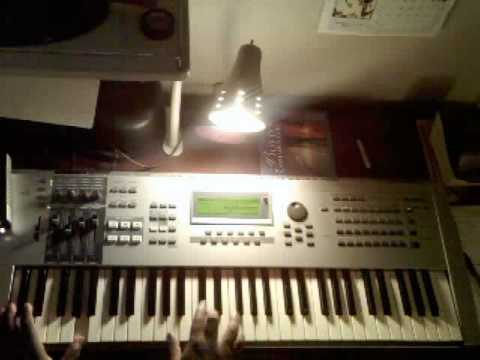 My Desire Kirk franklin & Fred hammond in F Tutorial just the way i play it