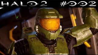 HALO 2 | #002 - Die Erde | Let's Play Halo The Master Chief Collection (Deutsch)