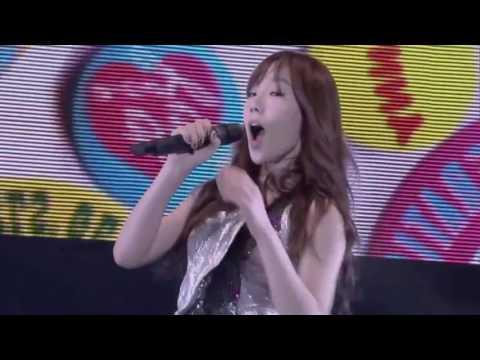 131214 SNSD Beep Beep  @ Free Live Concert