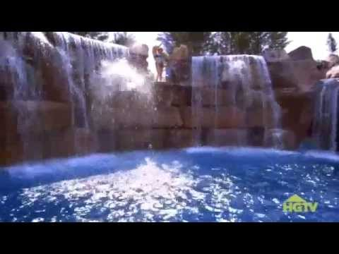 Hgtv cool pools scuba pool youtube for Pool show hgtv