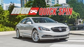 2018 Buick LaCrosse eAssist | Quick Spin