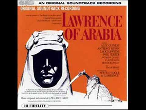 Maurice Jarre - Lawrence of Arabia's Main Theme