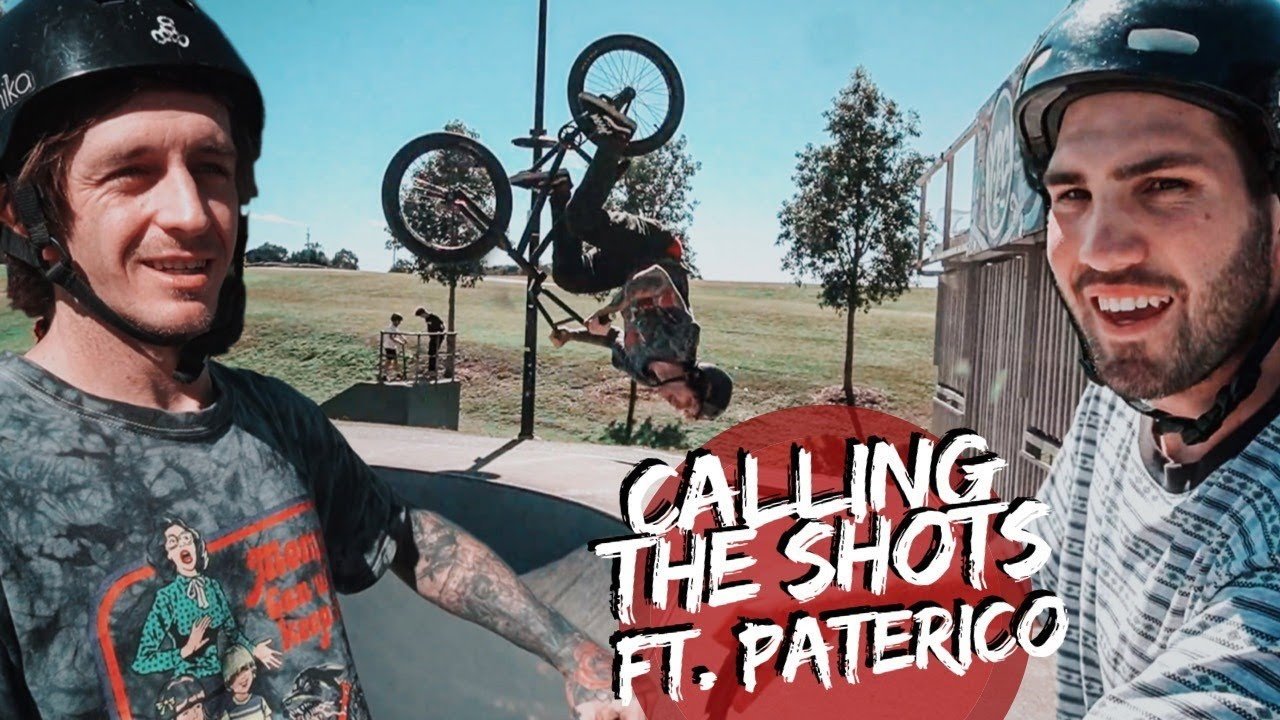 CALLING THE SHOTS WITH PATERICO!