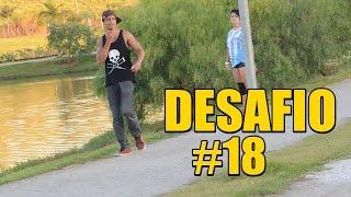 CANTADAS EM MENINAS NA RUA DESAFIO #18