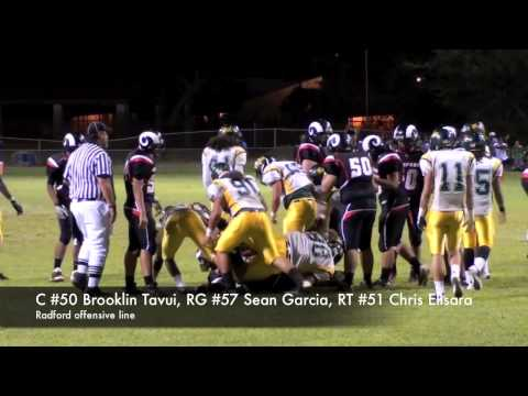 Leilehua-Radford highlights (1 of 2) 9/24/2010