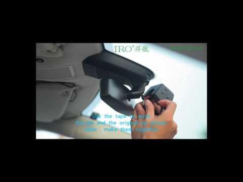 Dashcam For Tesla Model S AP1 Installation Video