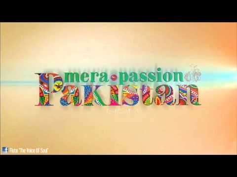 National Anthem  of Pakistan | Instrumental | Flute Version | Nadeem Ali