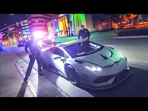 BEVERLY HILLS POLICE TEACH COCKY RICH KIDS A LESSON! *ALEX CHOI VLOG*