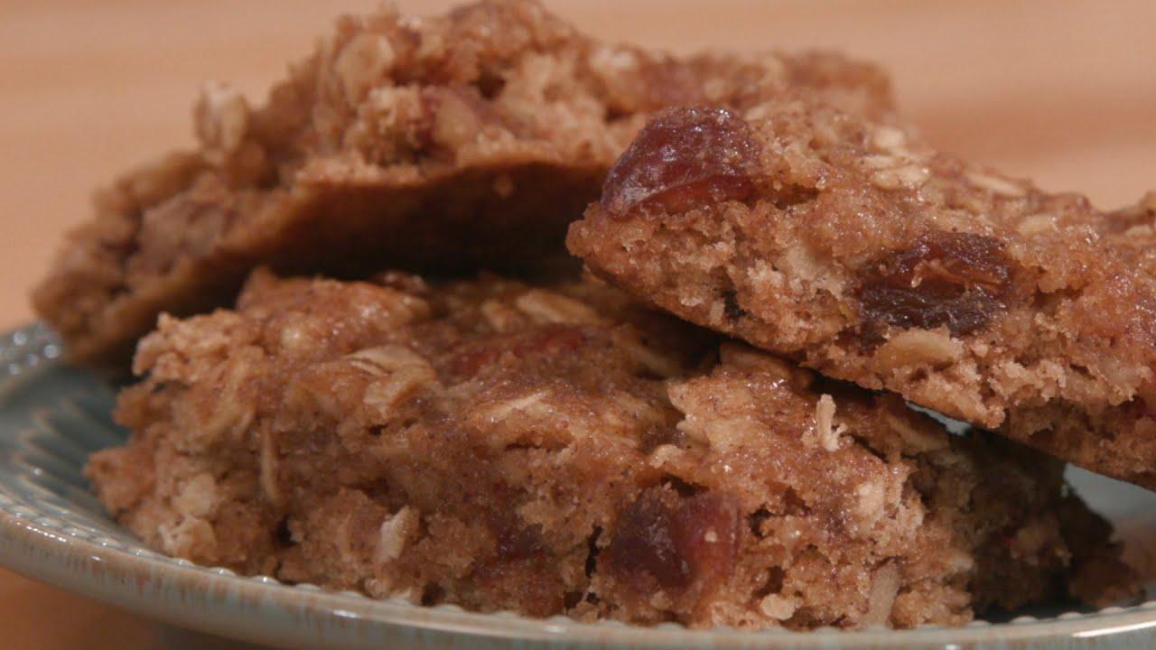 Food Factor: Soft Granola Bars