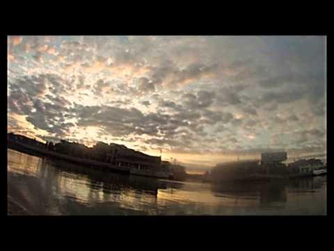 Lyon au petit matin