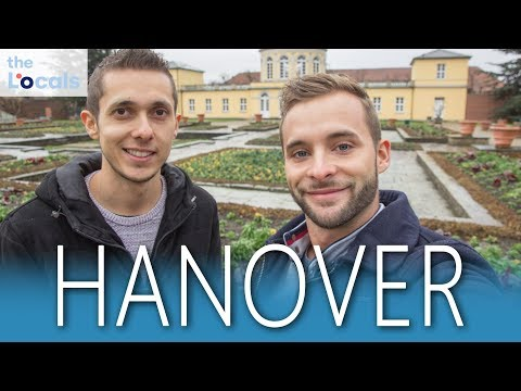 HANOVER in 3 minutes | THE LOCALS for Hannover City