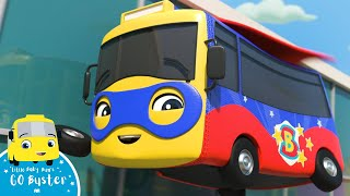Super Hero Buster Saves the Day! | Best Baby Songs | Kids Cartoon | Nursery Rhymes | Little Baby Bum