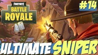 Fortnite Battle Royale - KILLS OF THE WEEK ULTIMATE SNIPER #14 (Fortnite Moments)