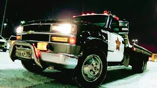 Chevrolet Silverado - Police car. Шеви Плюс Санкт-Петербург