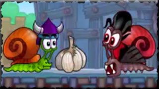 Snail BOB 7 Fantasy Story Full Game Walkthrough All Levels