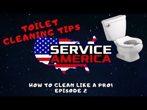 How to clean like a pro! Episode 2 Toilets - Portland Janitorial Management