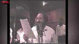 נוסטלג'יק! מרדכי בן דוד ומונה רוזנבלום באולפני 'גל קול' לפני 24 שנים
