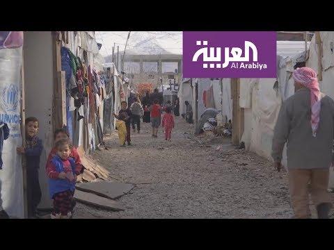 الشتاء يقسو على اللاجئين السوريين في البقاع اللبناني  - 16:54-2019 / 1 / 18