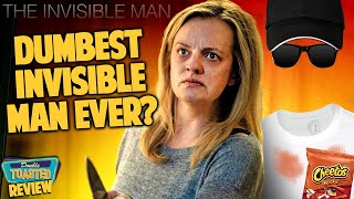 THE INVISIBLE MAN MOVIE REVIEW 2020   Double Toasted