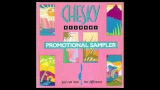 I Cover The Waterfront / Laverne Butler - Track 5 - Chesky Promotional Sampler / Chesky Records 1993