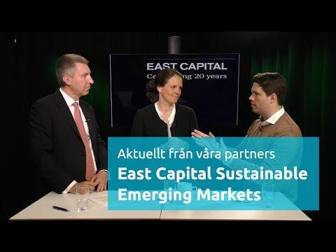 Aktuellt från våra partners - East Capital Sustainable Emerging Markets