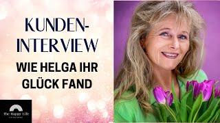 Kunden-Interview Helga | Gesetz der Anziehung