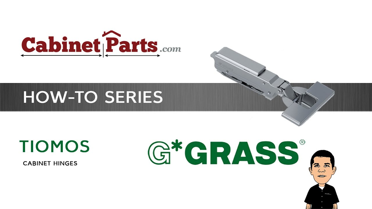How to Install Grass Tiomos Hinges