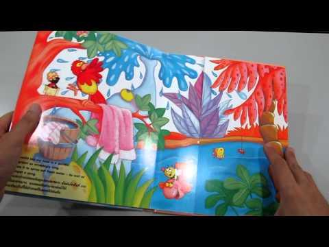 สัตว์ป่าน่ารัก หนังสือpop-up www.KidsbookThailand.com