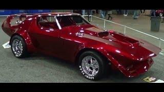 1968 Corvette 1972 Ridler Winner