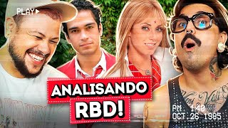 NOSTALDIVA - MOMENTOS ICÔNICOS DE 'REBELDE - RBD'   Diva Depressão
