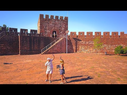 AMAZING CASTLE IN SILVES, PORTUGAL ❲V ᴸ ᴼ ᴳ 21❳