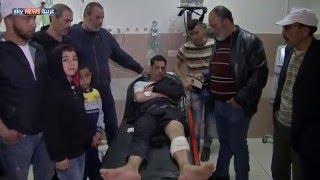 40 مصابا باقتحام الجيش الإسرائيلي لمخيم الأمعري