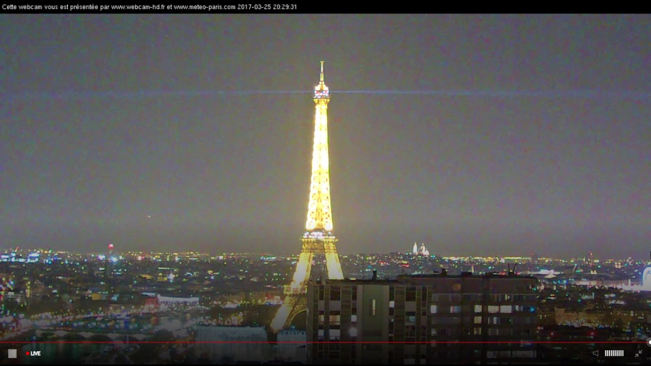 Live Webcam Paris