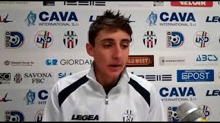 Calcio. Savona-Fezzanese 2-0, Cambiaso sempre tra i migliori in campo
