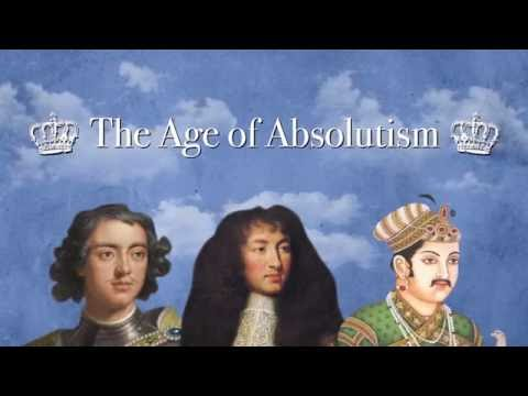 Global History Review: The Age of Absolutism