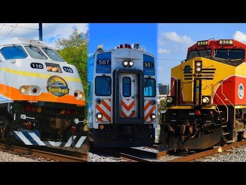 Florida Trains!
