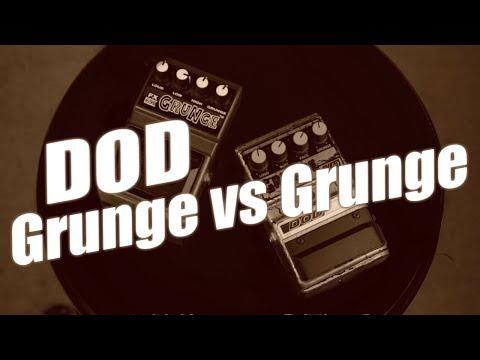 Rig On Fire - #251 DOD Grunge Americano Vs Grunge China