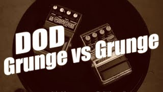 Rig on Fire - #251 DOD Grunge Americano vs Grunge China