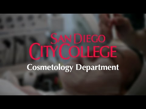 San Diego City College - Cosmetology Department