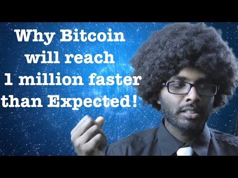 A Different View Of Why Bitcoin Will Hit 1 Million Sooner Than We Think!