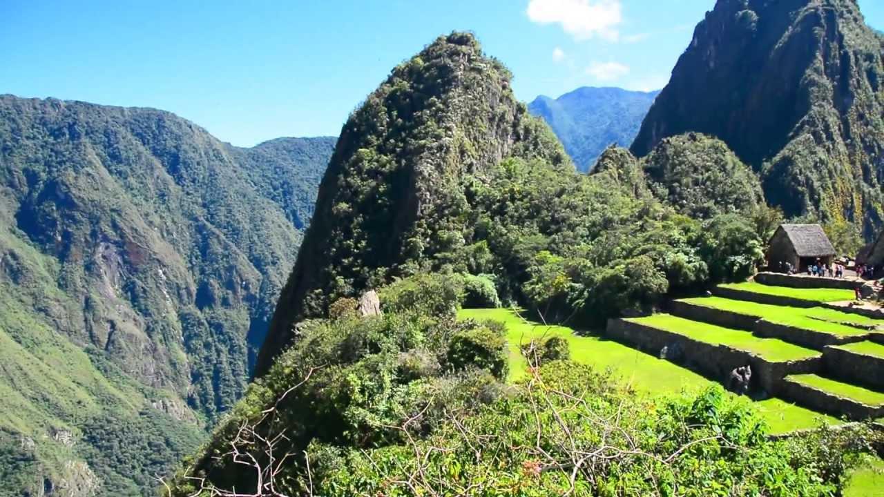 Machu Picchu The Majestic Inca City English Full Hd