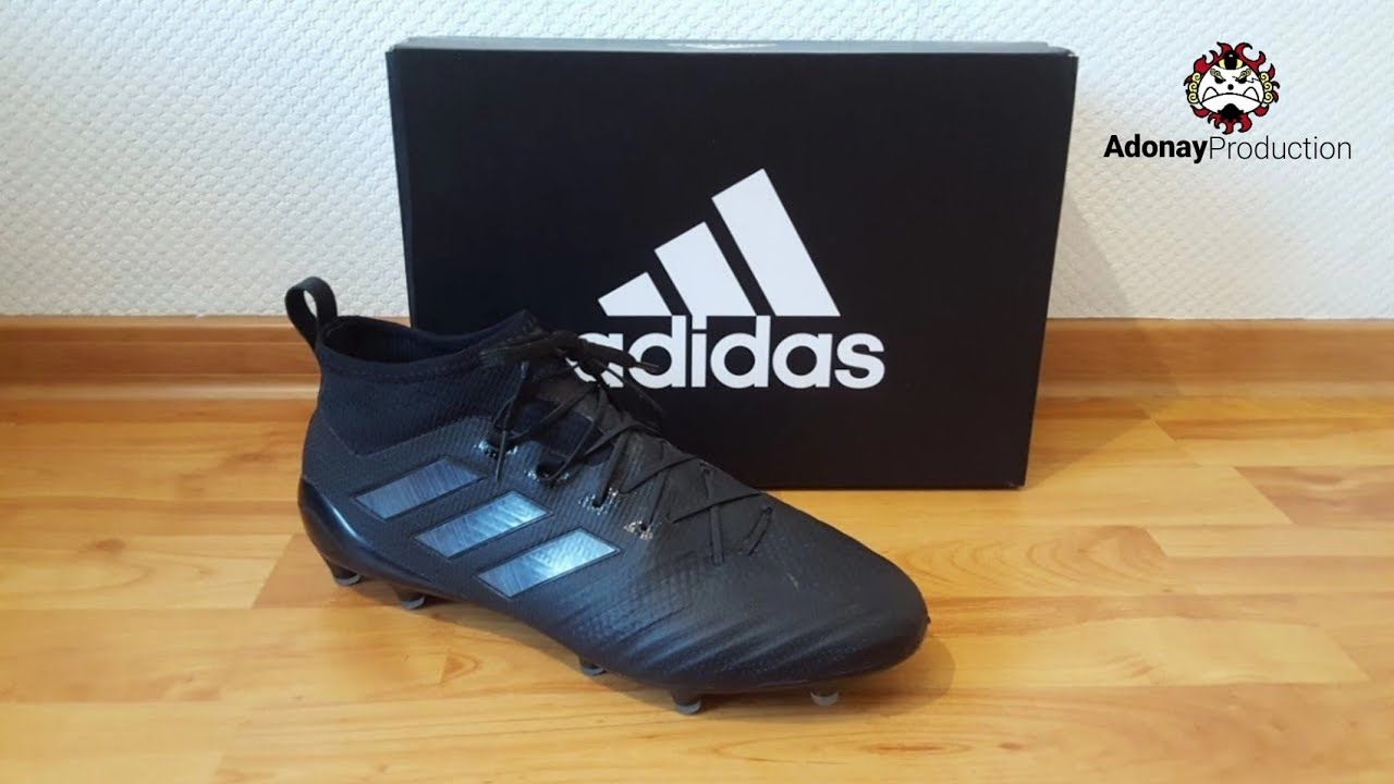 4a4492bf Adidas Ace 17.1 Primeknit Magnetic Storm | Unboxing - YouTube