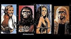 Planet der Affen (1968) - Original Trailer Deutsch HD